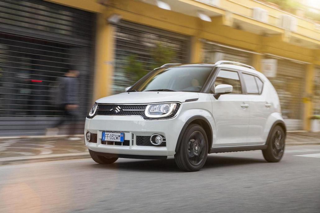 Suzuki Ignis 2016 3